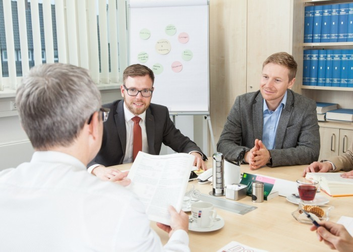 Volker Nolting, Michael Klose, Daniel Brandhorst