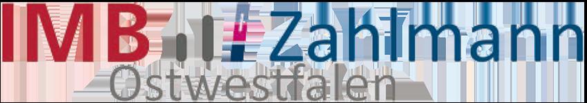 Logo IMB Zahlmann Ostwestfalen